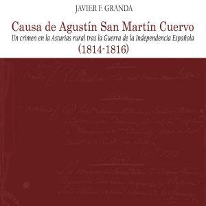 Causa de Agustín San Martín Cuervo C