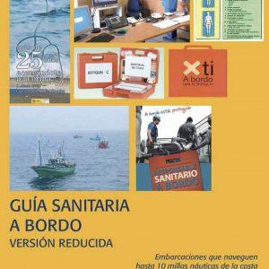 GUIA SANITARIA A BORDO VERSIÓN REDUCIDA - Instituto Social de la Marina